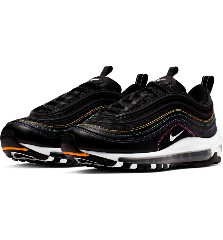 NIKE Air Max 97 Sneaker, Main, color, 001
