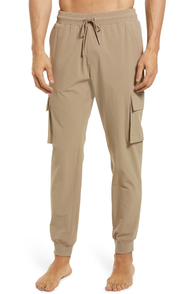 ALO Division Pocket Joggers, Main, color, GRAVEL