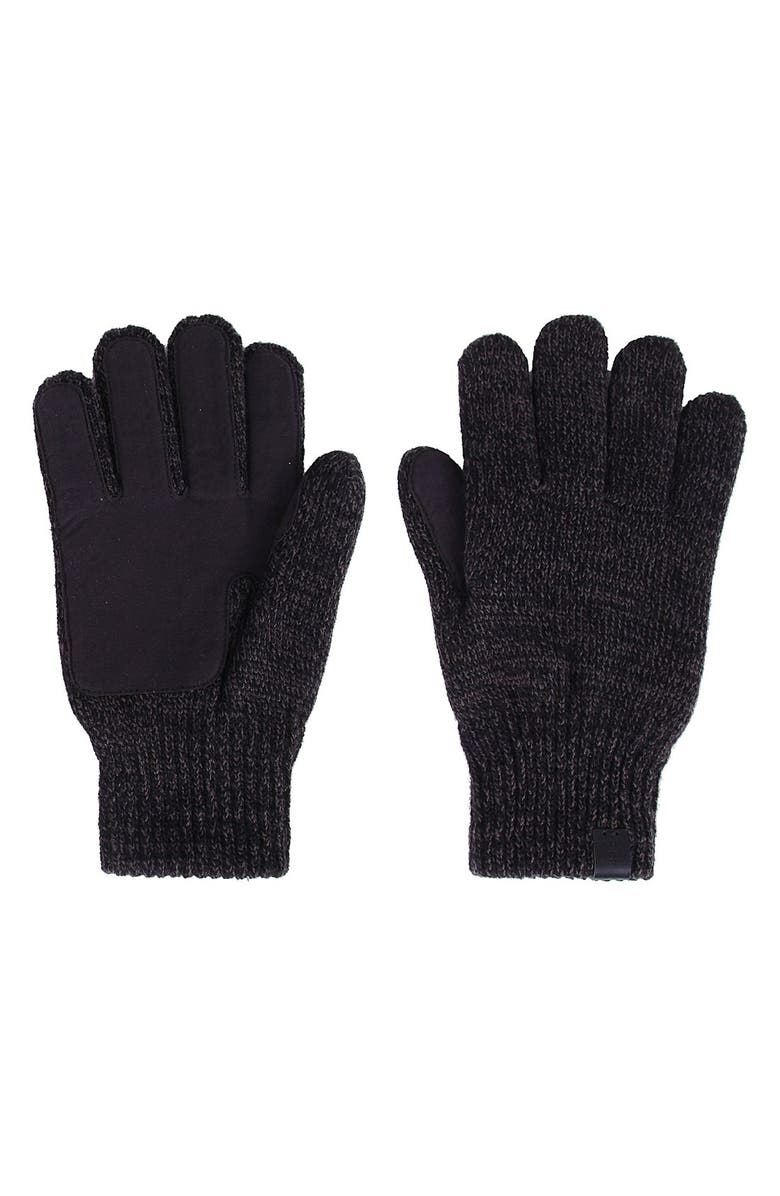 BICKLEY + MITCHELL Knit Gloves, Main, color, 012