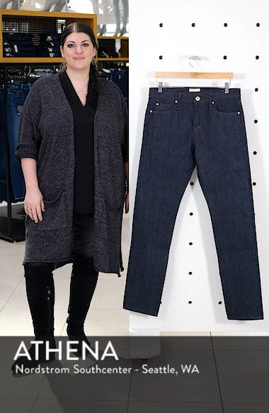 UB101 Skinny Fit Raw Selvedge Jeans, sales video thumbnail