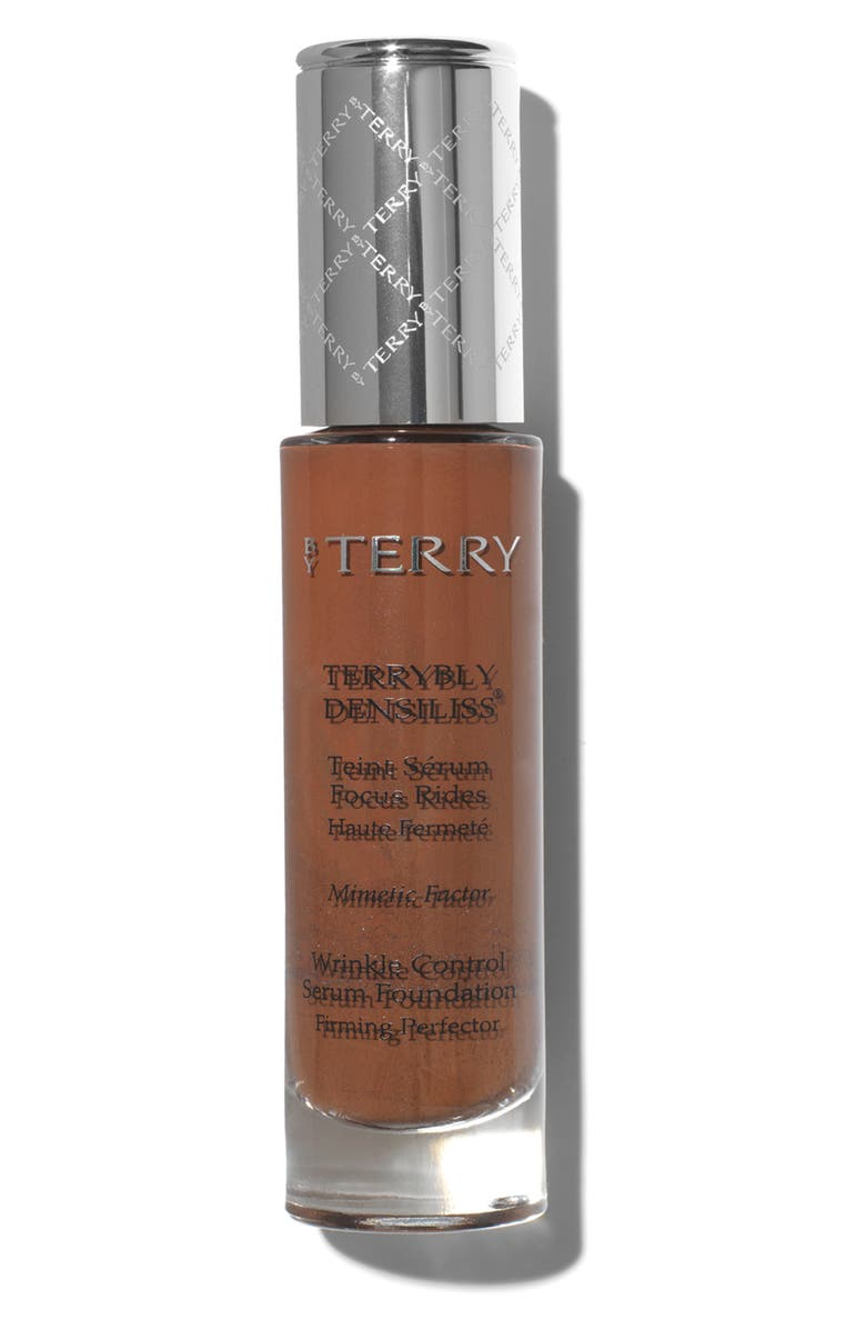 BY TERRY Terrybly Densiliss Foundation, Main, color, 10 DEEP EBONY
