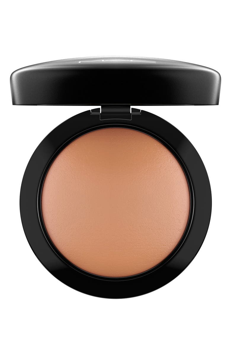 MAC COSMETICS MAC Mineralize Skinfinish Natural Face Setting Powder, Main, color, DARK DEEP