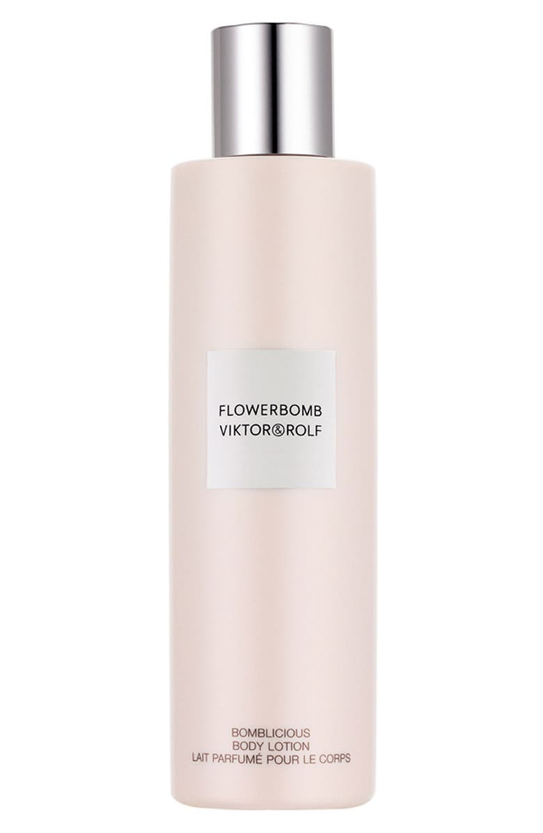 VIKTOR&ROLF Flowerbomb Body Lotion, Main, color, NO COLOR