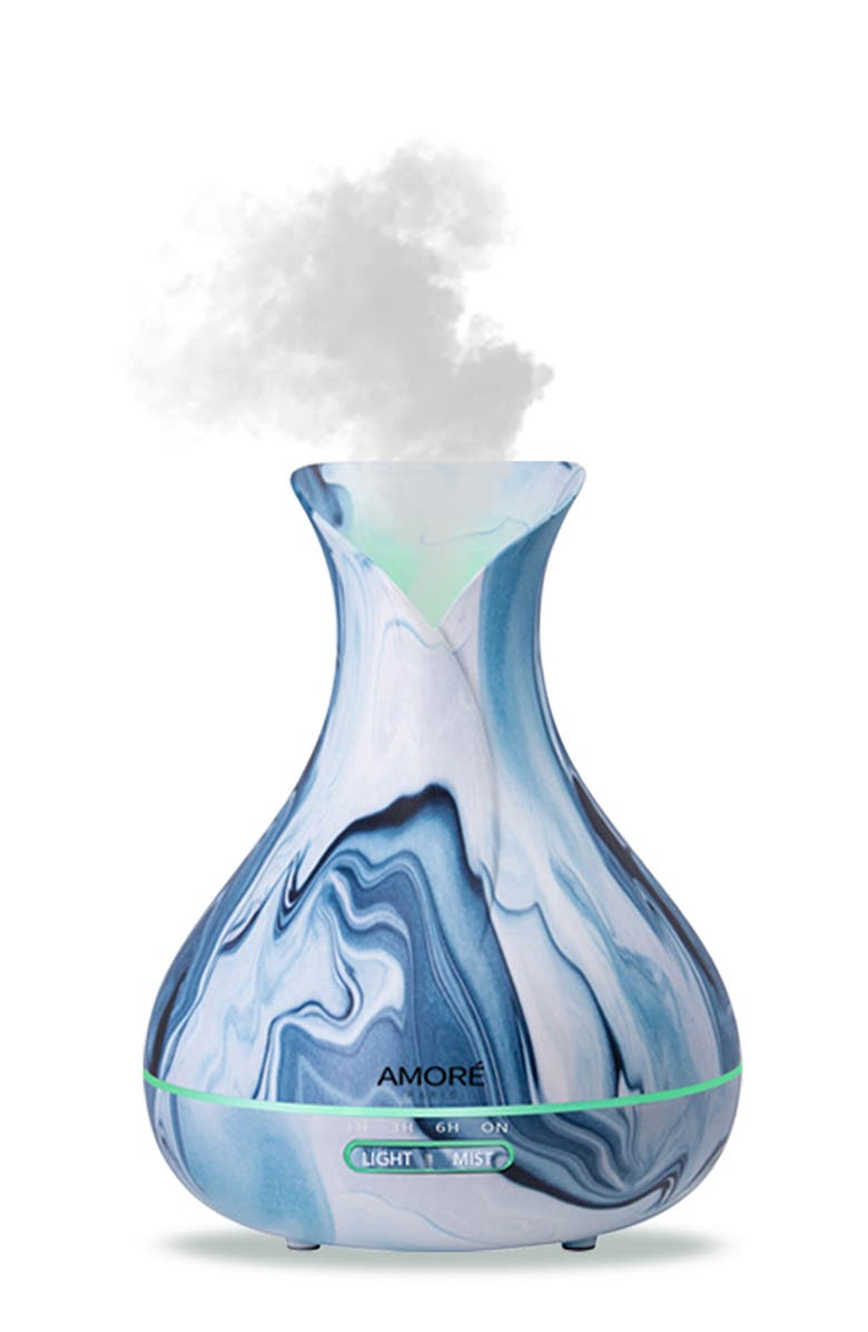 AMORE PARIS Hydro Dipped Ultrasonic Aromatherapy Diffuser, Main, color, NO COLOR