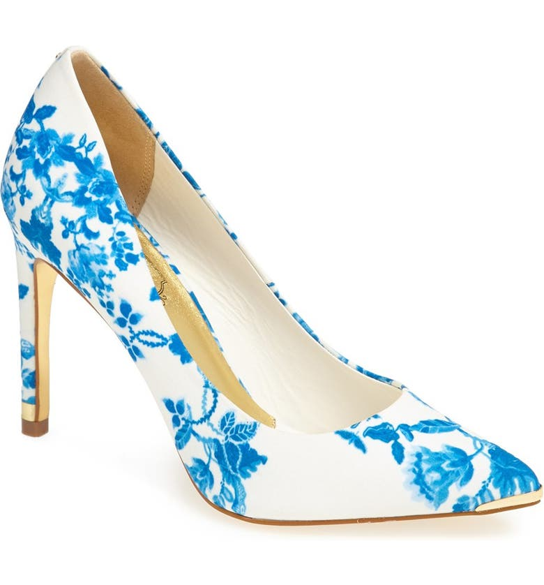 TED BAKER LONDON 'Luceey' Pump, Main, color, 400