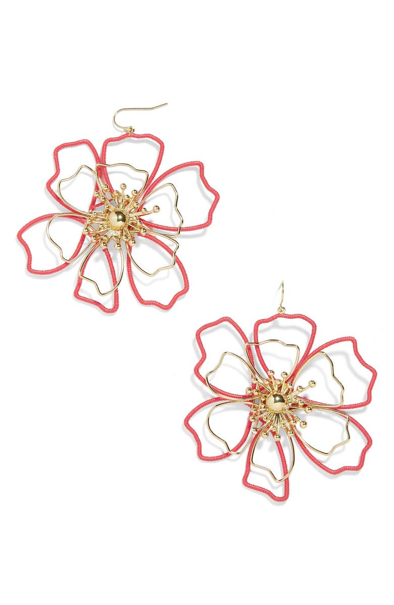 BAUBLEBAR Tierra Drop Earrings, Main, color, 620