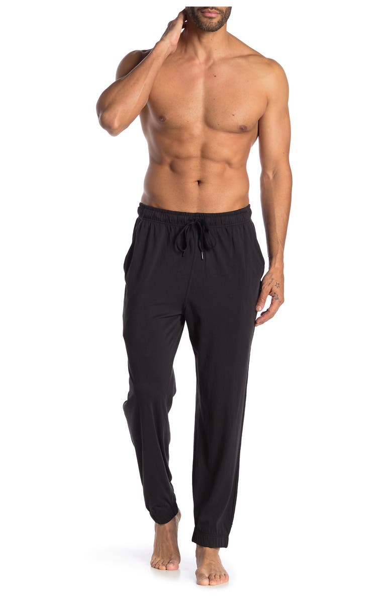 JOES Raw Deal Lounge Joggers, Main, color, BLACK