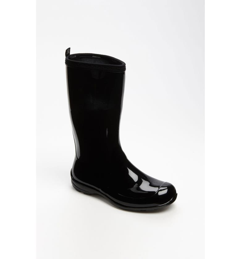 KAMIK 'Heidi' Rain Boot, Main, color, 001