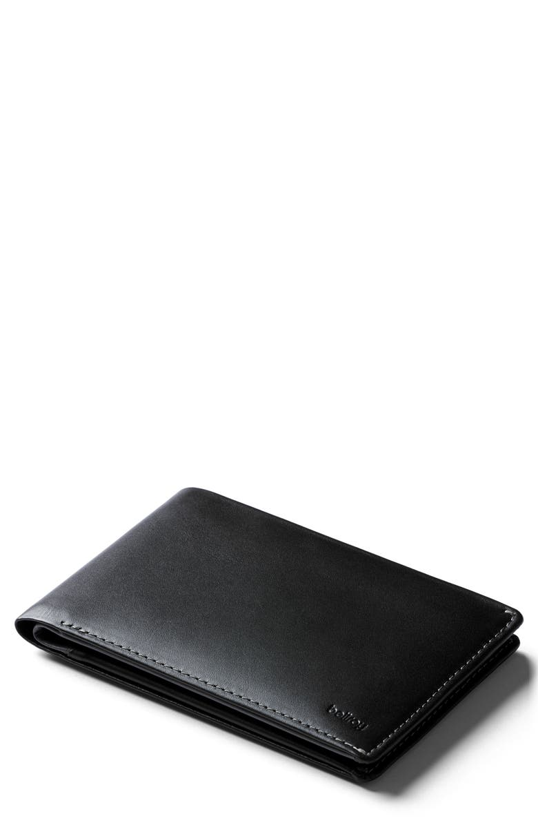 BELLROY RFID Travel Wallet, Main, color, 001