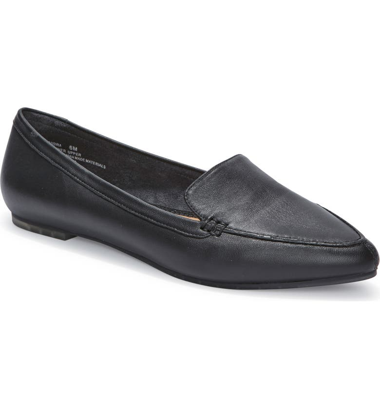 ME TOO Audra Loafer Flat, Main, color, 001