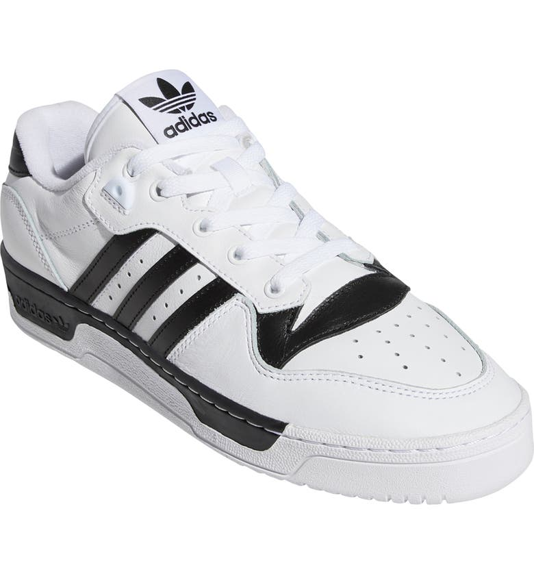 ADIDAS Rivalry Low Sneaker, Main, color, 100