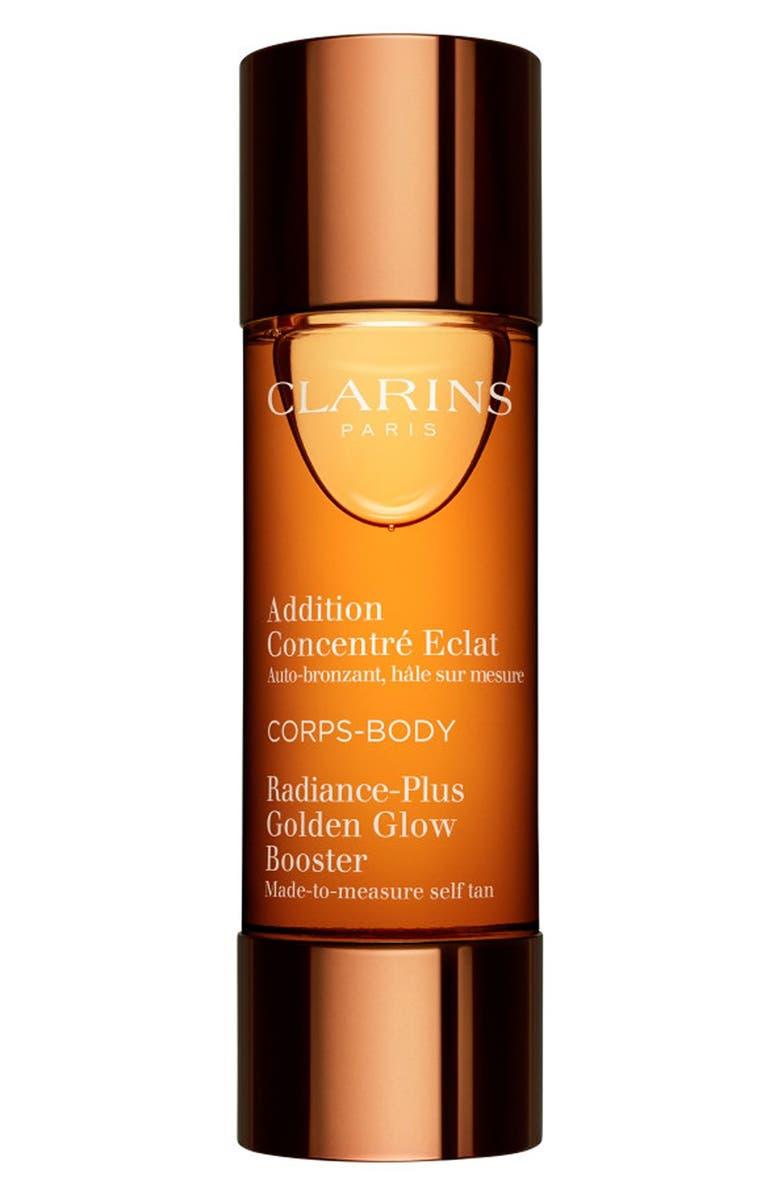 CLARINS Radiance-Plus Golden Glow Booster for Body, Main, color, No Color