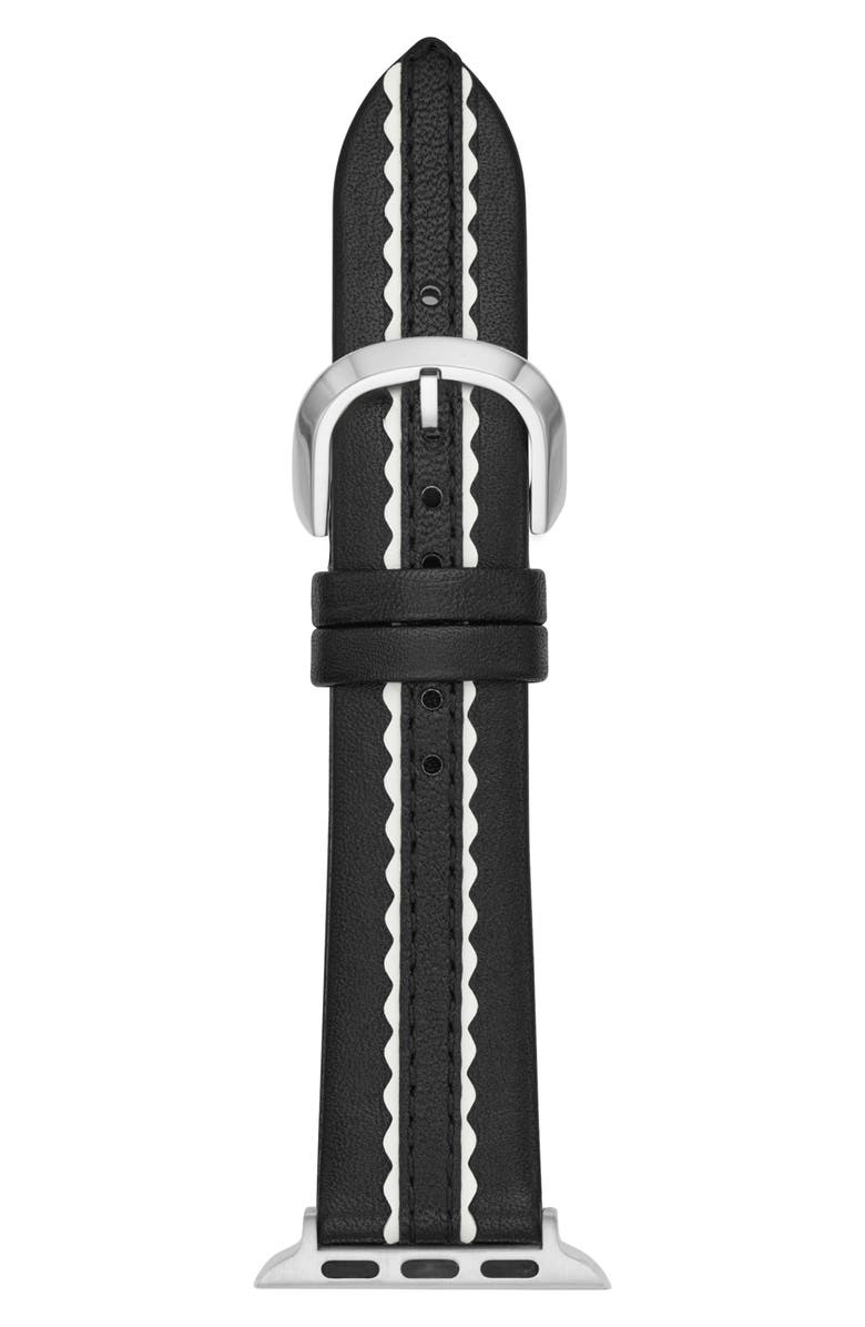 KATE SPADE NEW YORK Apple Watch strap, 25mm, Main, color, 001