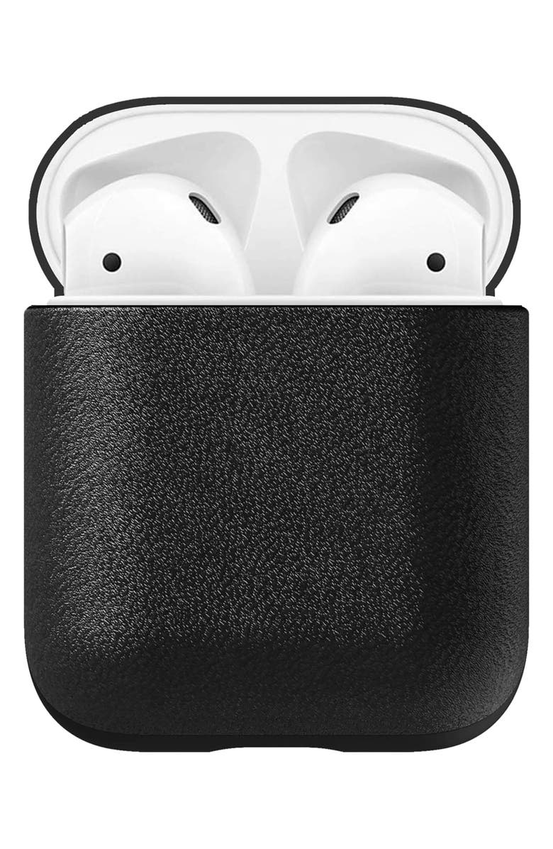 NOMAD AirPod Case Cover, Main, color, BLACK