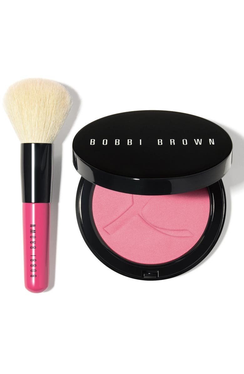 BOBBI BROWN Pink Peony Illuminating Bronzing Powder Set, Main, color, 000