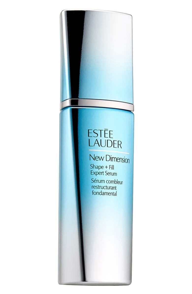 ESTÉE LAUDER 'New Dimension' Shape + Fill Expert Serum, Main, color, 000