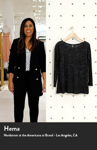 Layered Look Tunic Sweater, sales video thumbnail