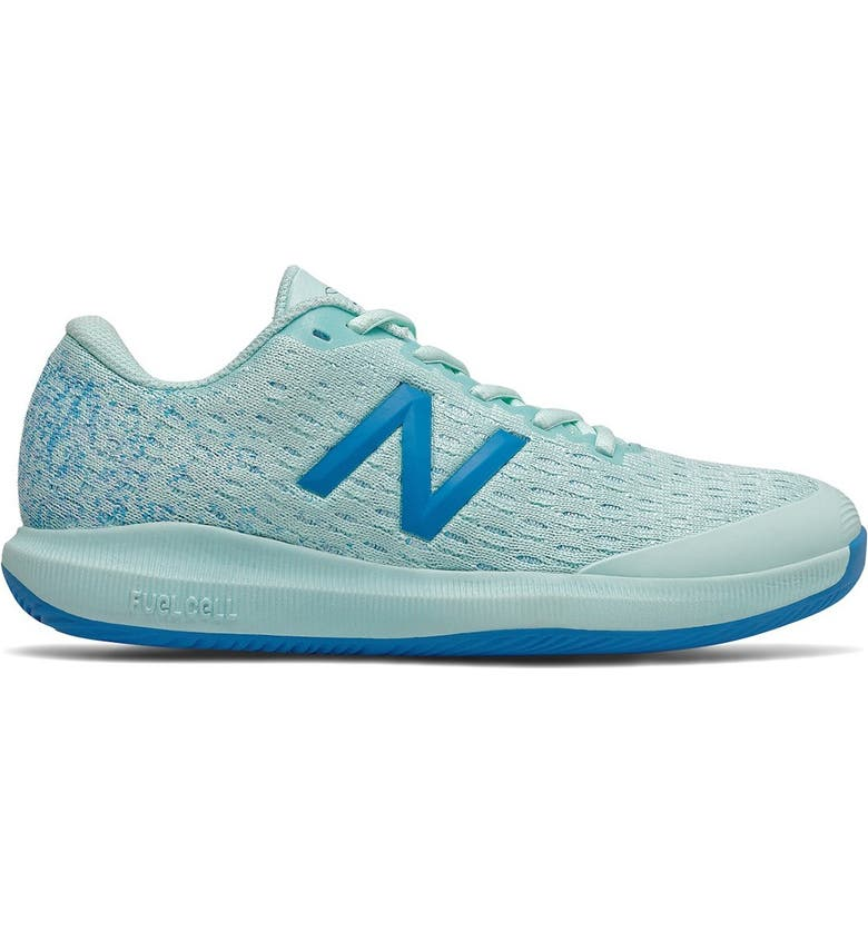 NEW BALANCE 996 V4 Tennis Shoe - Wide Width Available, Main, color, BALI BLUE