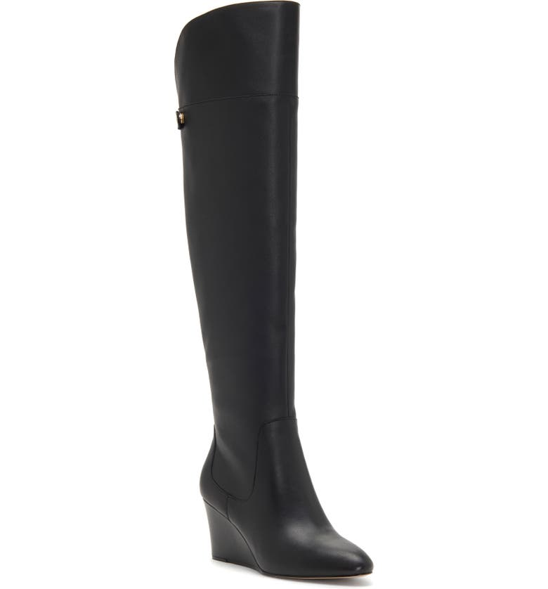 ENZO ANGIOLINI Colitta Over-the-Knee Boot, Main, color, 001