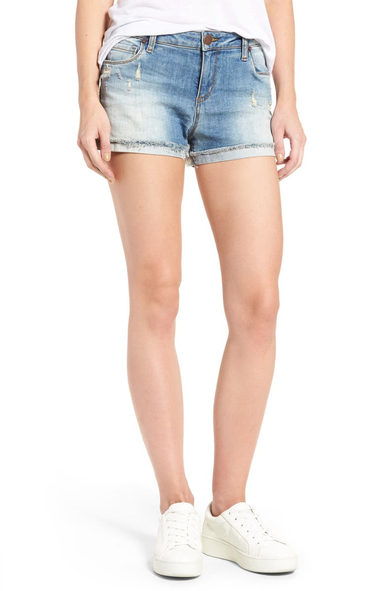STS BLUE Boyfriend Shorts, Main, color, 400