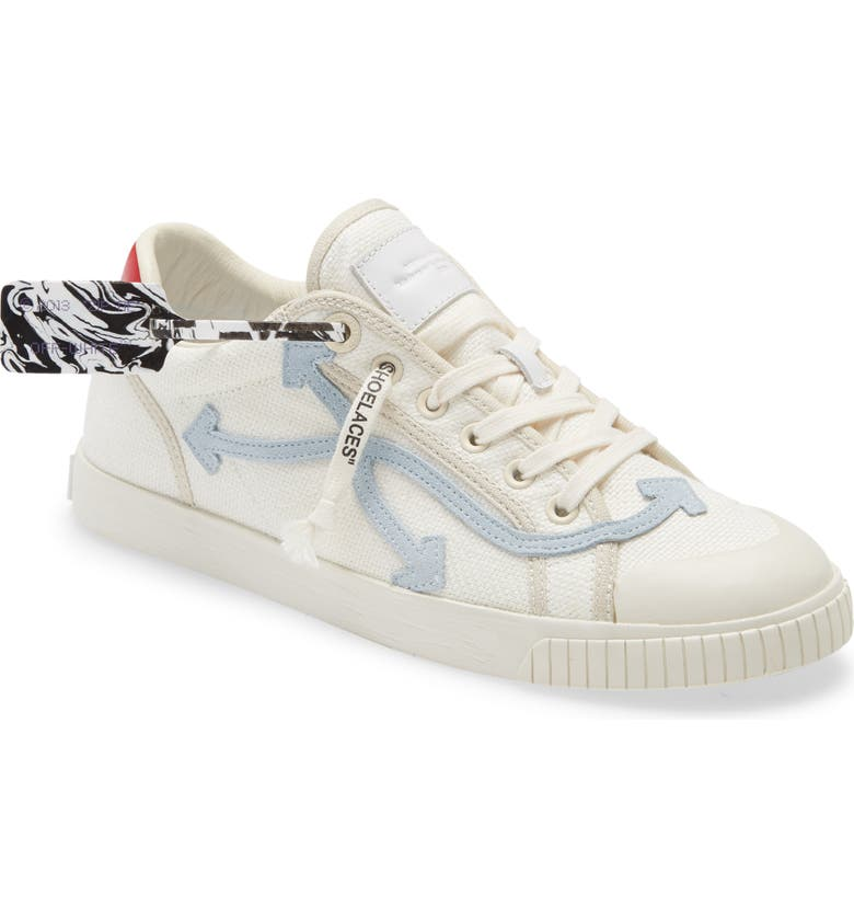 OFF-WHITE Vulcanized Low Top Sneaker, Main, color, 140