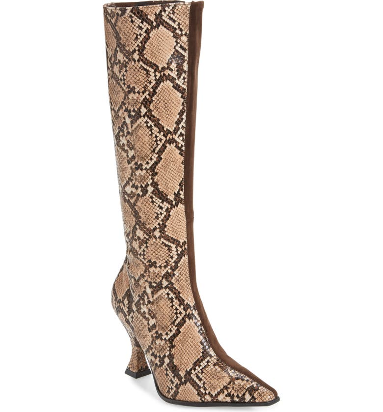 JEFFREY CAMPBELL Corrode Boot, Main, color, 250
