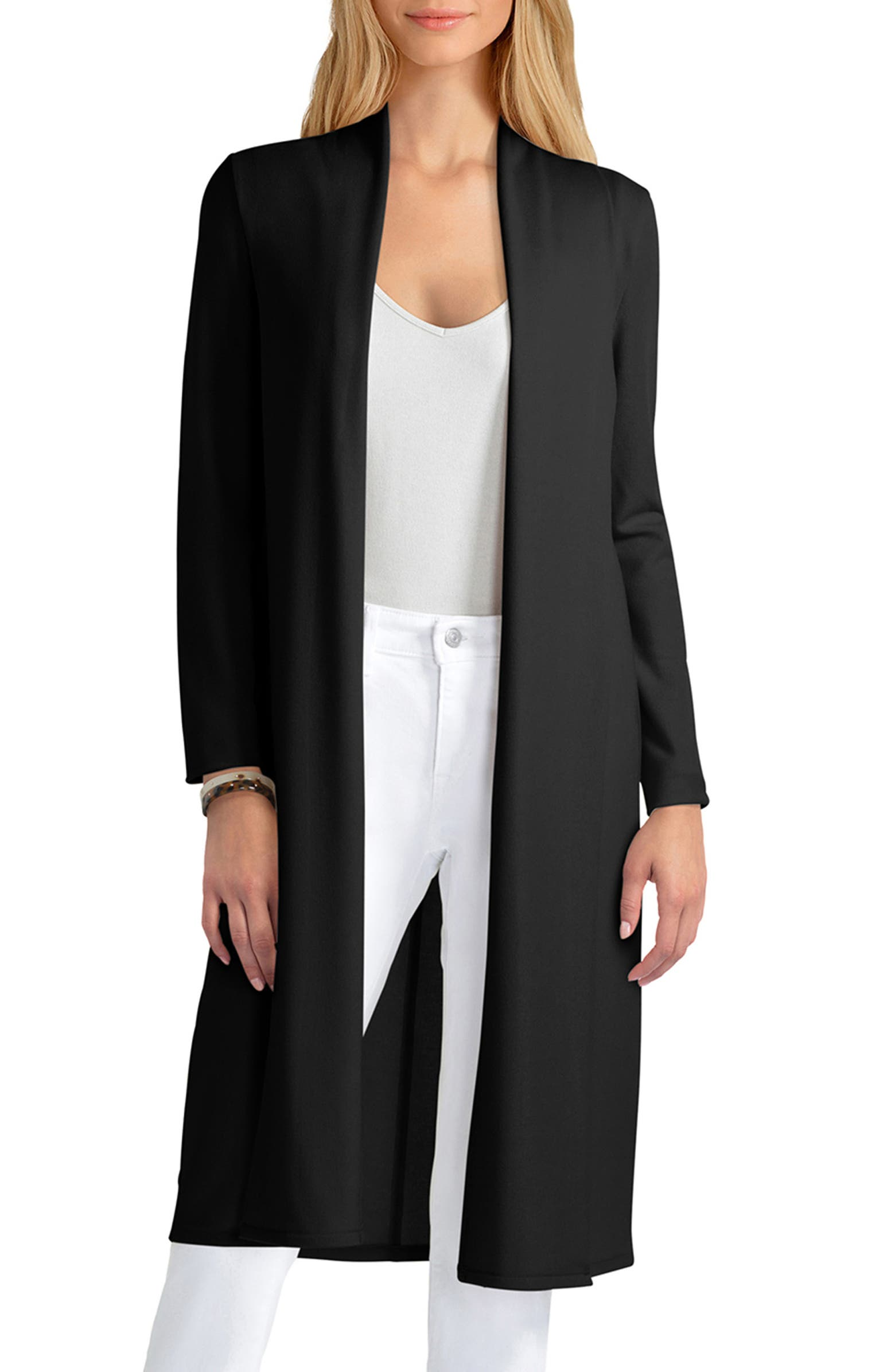 Nordstrom: Long Sleeve Open Front Knit Cardigan $29.97 (61% off)
