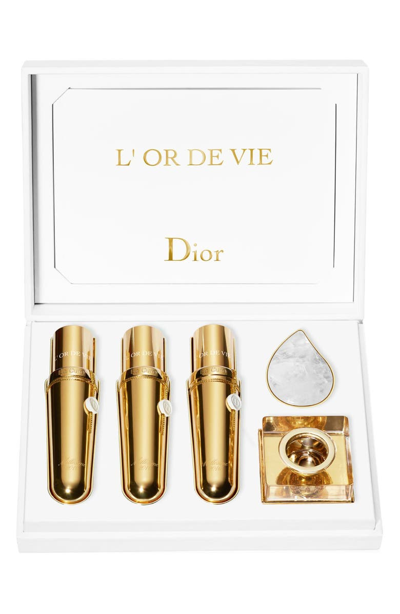DIOR L'Or de Vie La Cure Vintage 2016 Collection, Main, color, 000