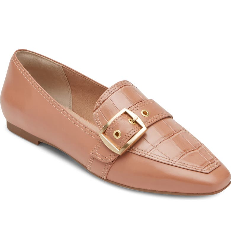 ROCKPORT Total Motion Laylani Loafer, Main, color, AU NATURAL PATENT LEATHER
