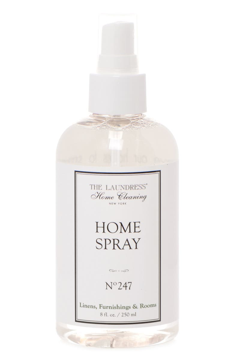 THE LAUNDRESS Home Spray, Main, color, CLEAR
