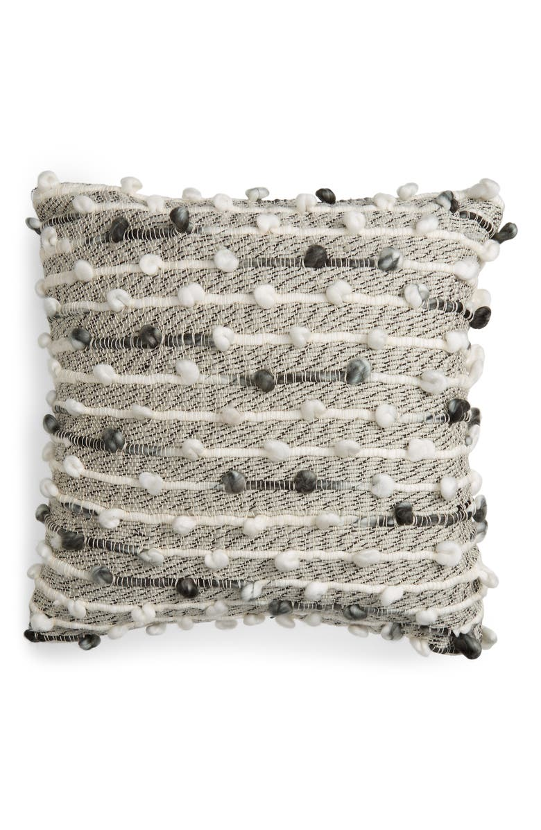 TREASURE & BOND Textured Accent Pillow, Main, color, 022