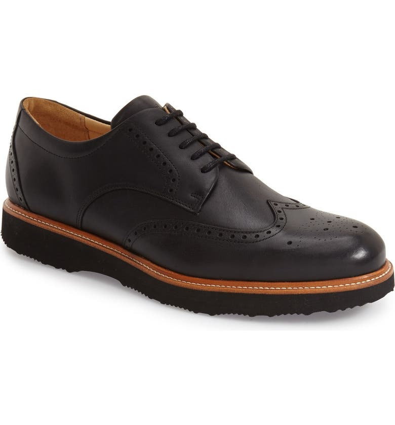 SAMUEL HUBBARD 'Tipping Point' Wingtip Oxford, Main, color, 001