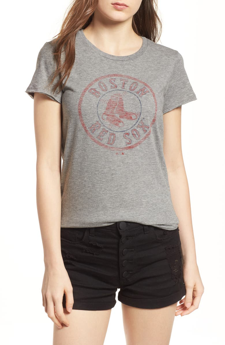 '47 Boston Red Sox Fader Letter Tee, Main, color, 021