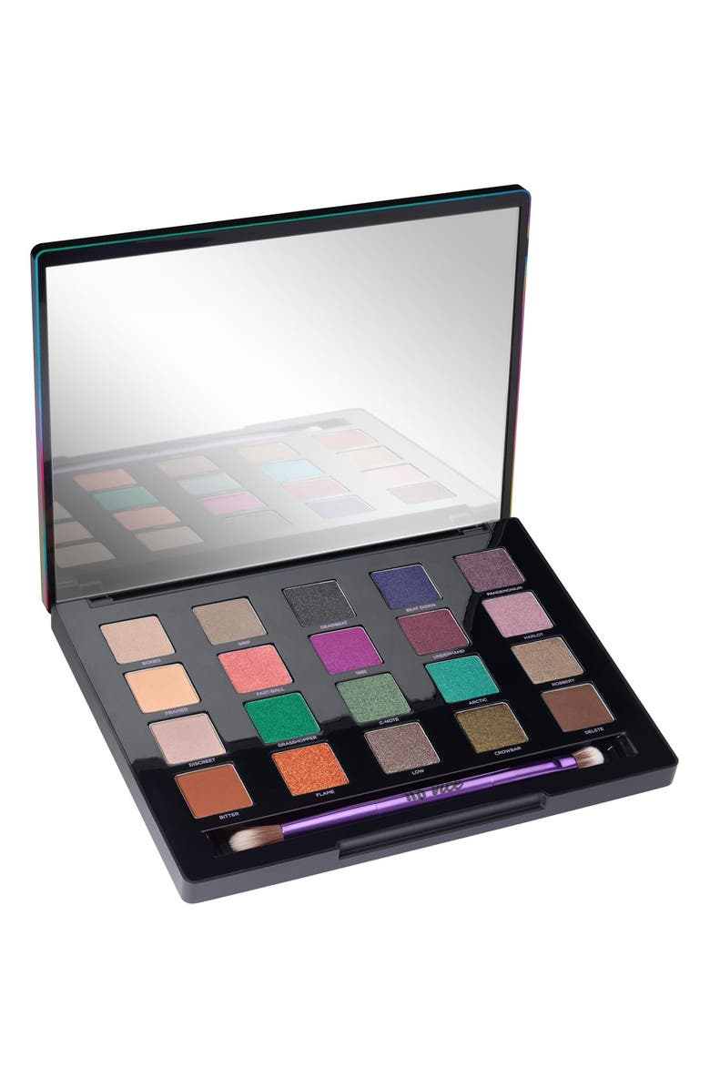 URBAN DECAY 'Vice4' Eyeshadow Palette, Main, color, 000
