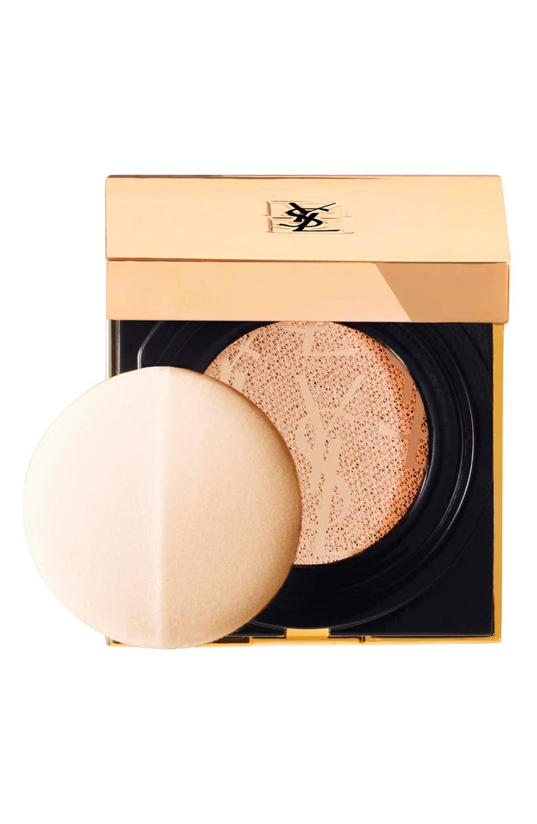 YVES SAINT LAURENT Touche Éclat Cushion Foundation, Main, color, 250