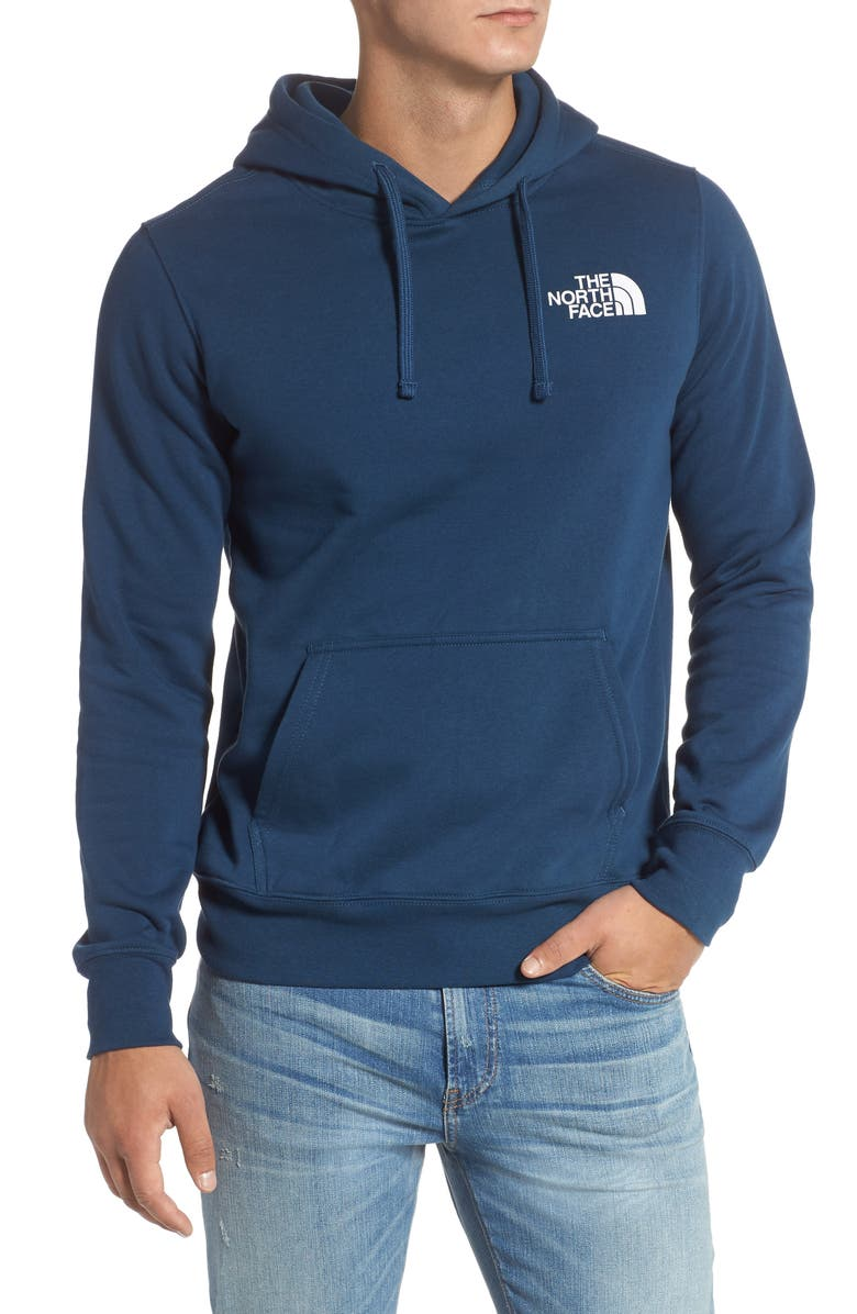 THE NORTH FACE Red Box Hoodie, Main, color, 404