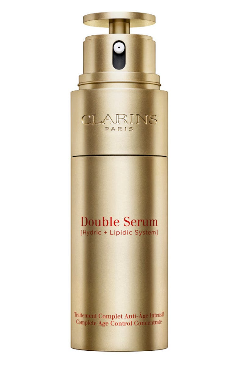 CLARINS Lunar New Year Gold Double Serum, Main, color, 000