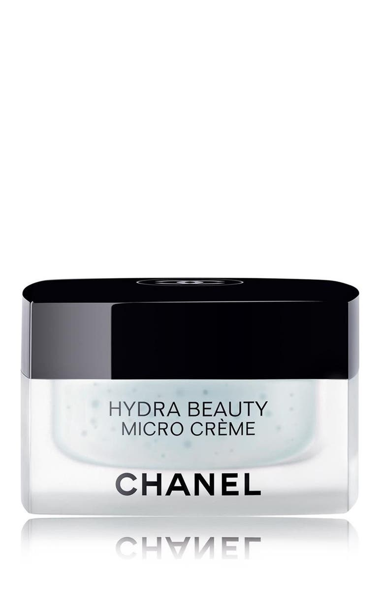 CHANEL HYDRA BEAUTY MICRO CRÈME<br />Fortifying Replenishing Hydration, Main, color, NO COLOR