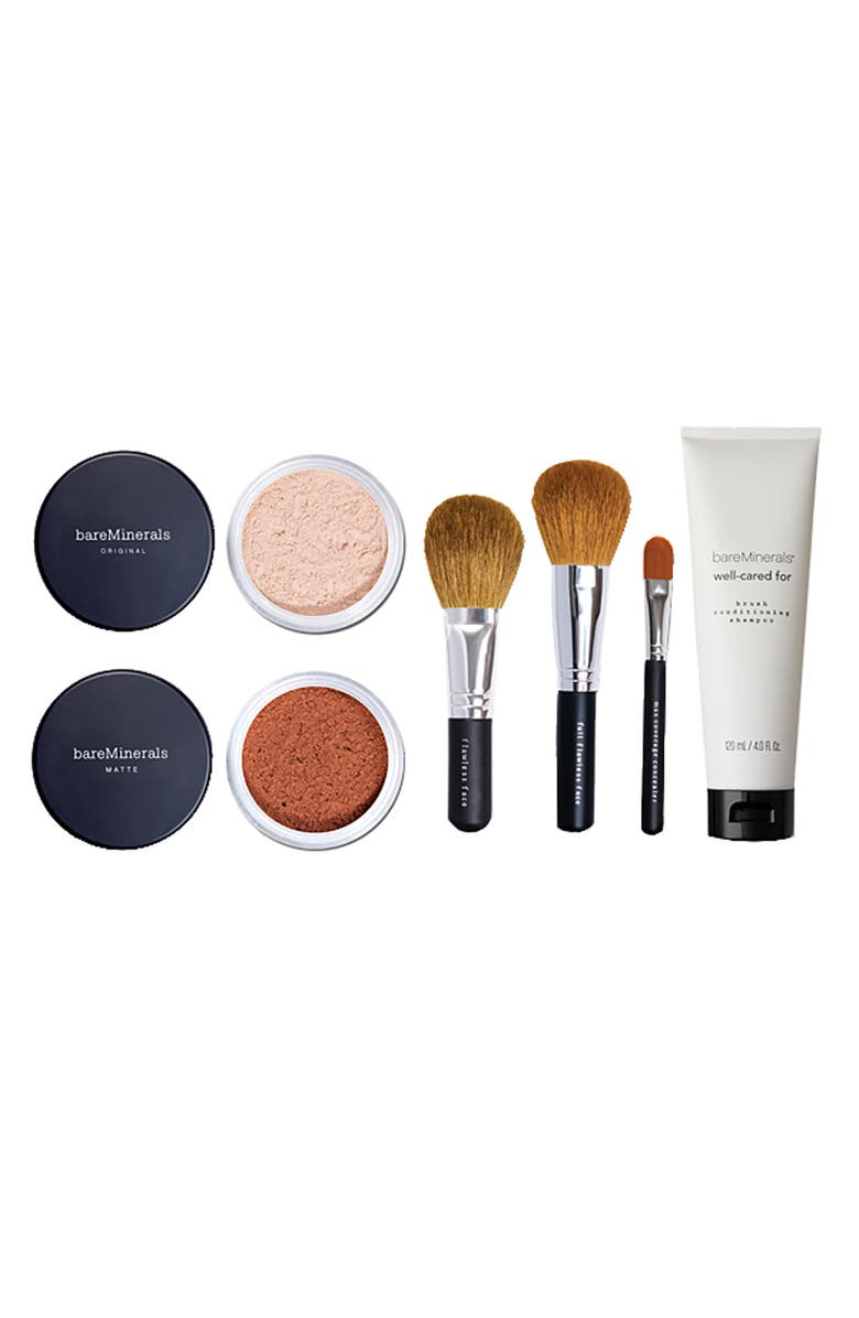 BAREMINERALS<SUP>®</SUP> 'Get Started' Customizable Kit, Main, color, No Color