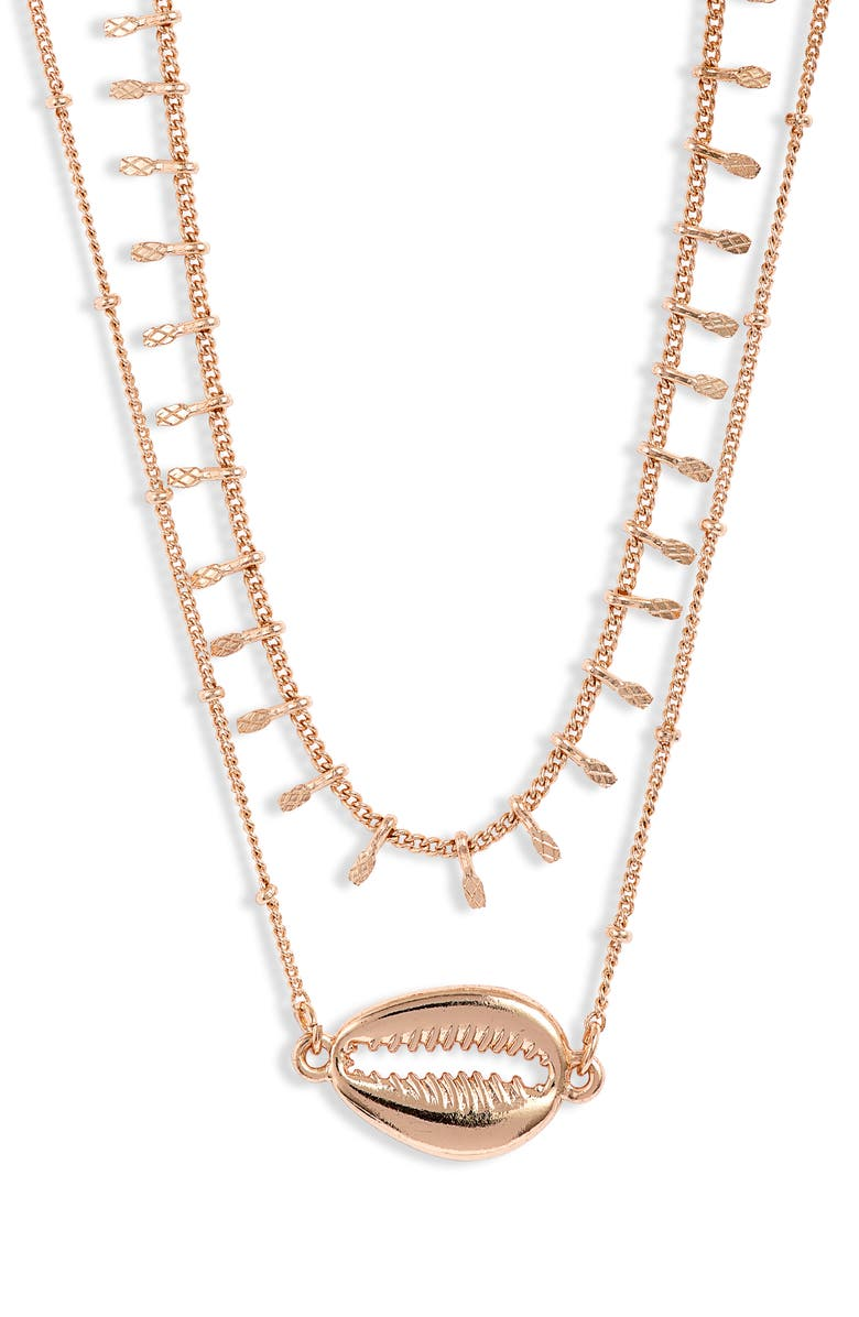8 OTHER REASONS Tidal Layer Necklace, Main, color, 710