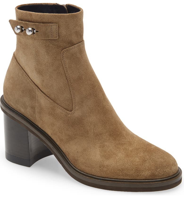 RAG & BONE Soren Bootie, Main, color, OLIVE SUEDE