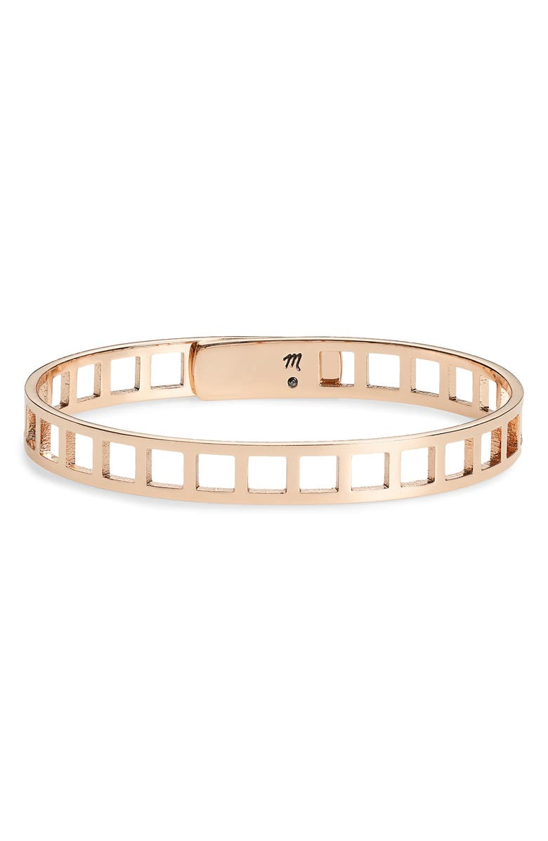 MADEWELL 'Tracecraft' Bracelet, Main, color, ROSE GOLD