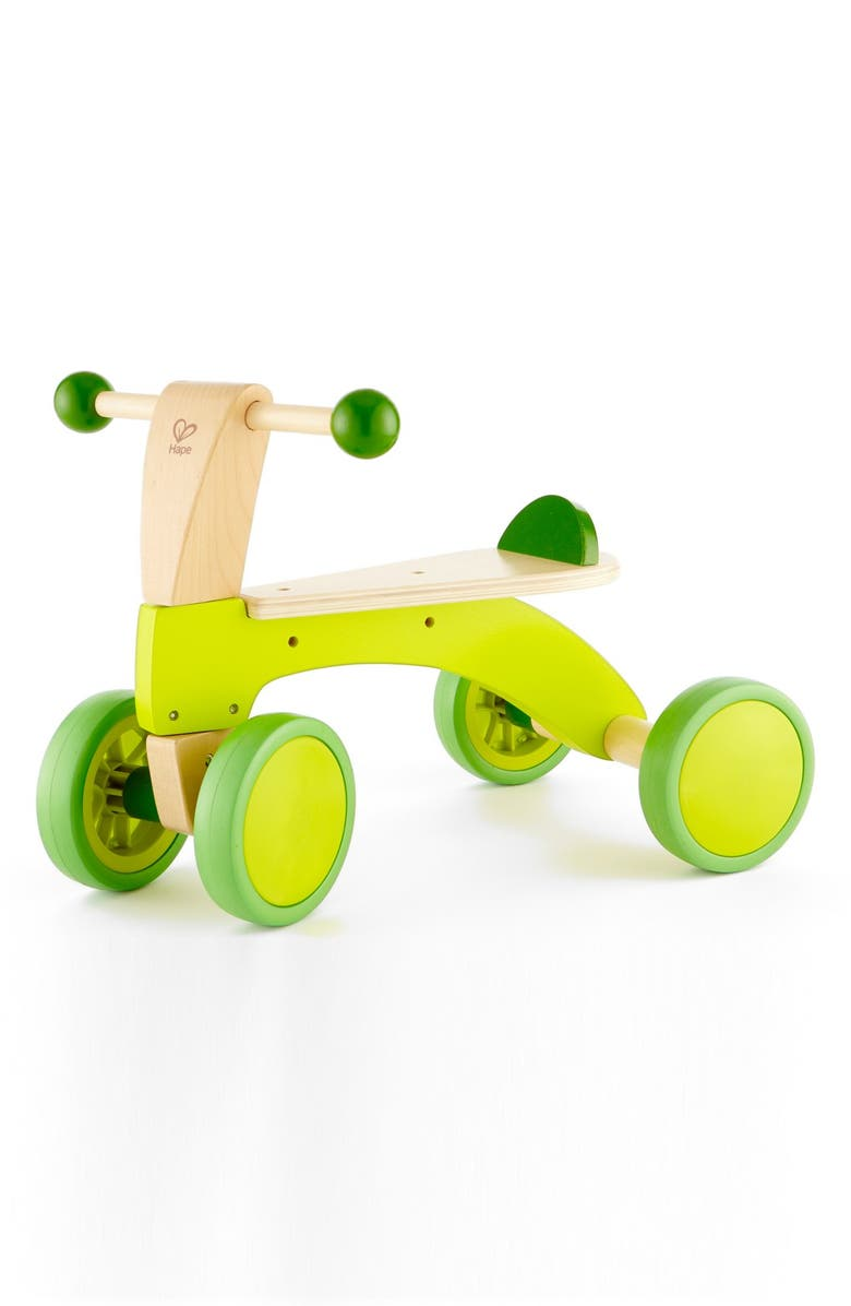 HAPE 'Scoot-Around' Riding Toy, Main, color, 300