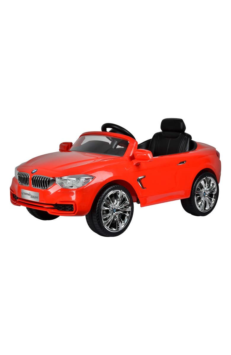 BEST RIDE ON CARS BMW 4 Series Ride-On Toy Car, Main, color, 600
