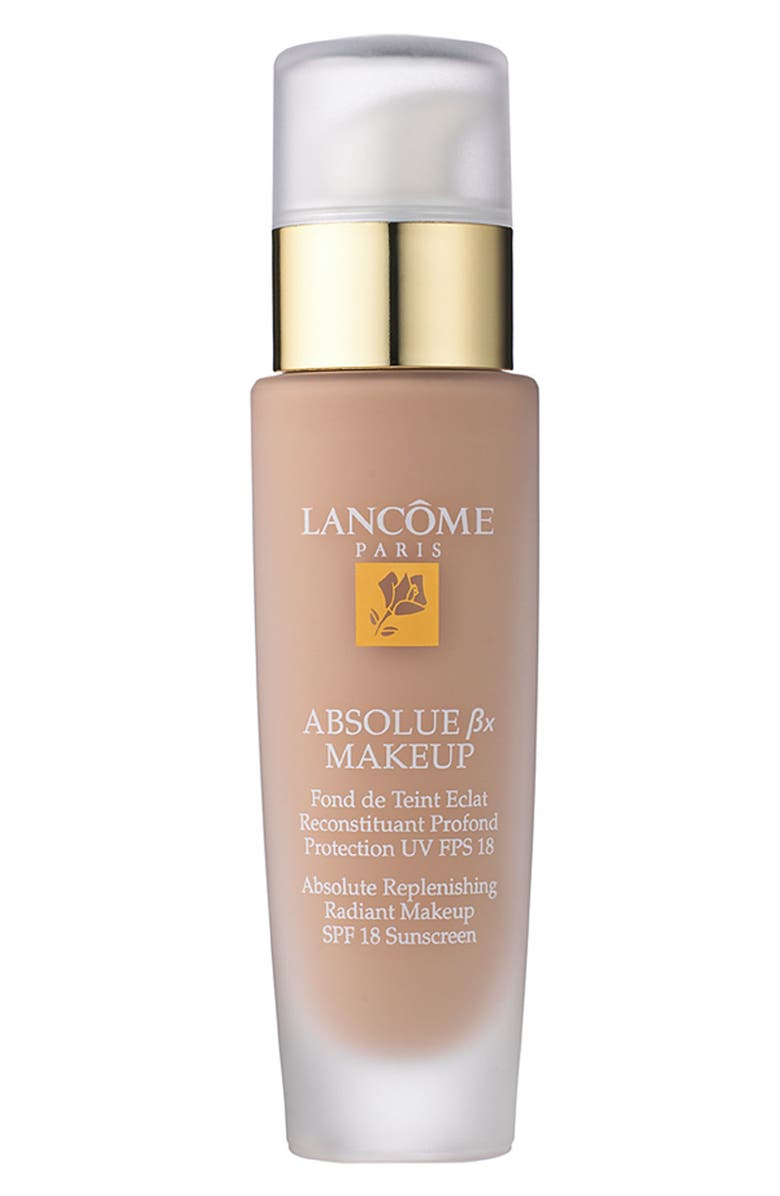 LANCÔME Absolue Replenishing Radiant Makeup Foundation SPF 18 Sunscreen, Main, color, ABSOLUTE PEARL 110 (NC)