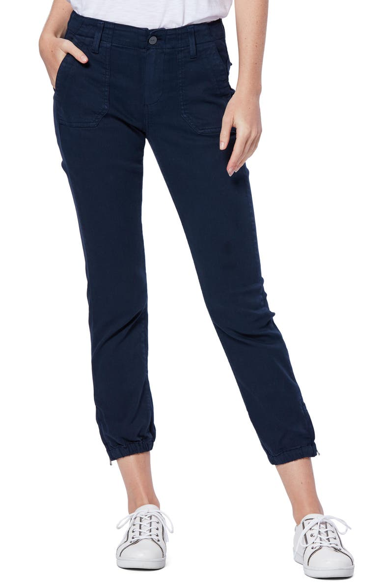 PAIGE Mayslie Joggers, Main, color, NAVY STORM