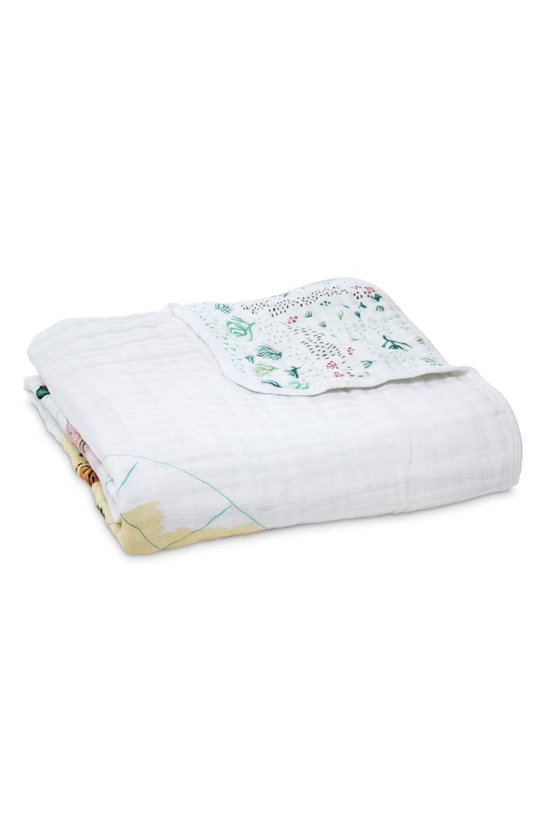 ADEN + ANAIS Around the World Classic Dream Blanket<sup>™</sup>, Main, color, 100