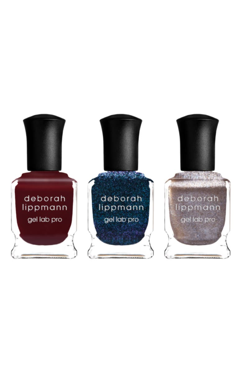 DEBORAH LIPPMANN Precious Things Gel Lab Pro Nail Color Set, Main, color, 000
