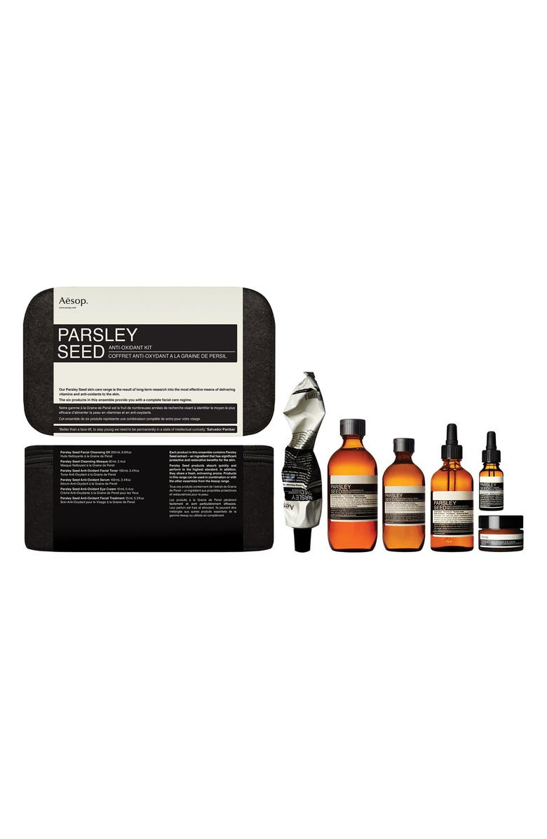 AESOP Parsley Seed Anti-Oxidant Set, Main, color, NONE