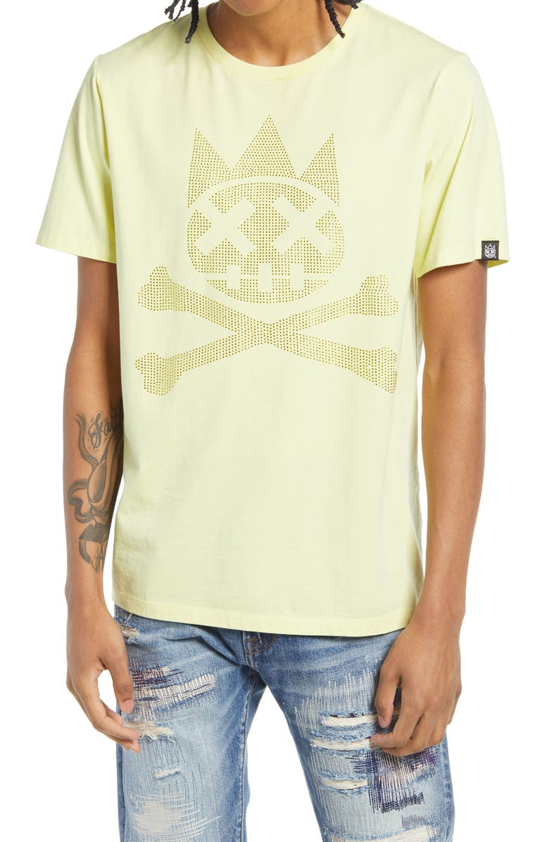 CULT OF INDIVIDUALITY Men's Crystal Shimuchan Graphic Tee, Main, color, 740